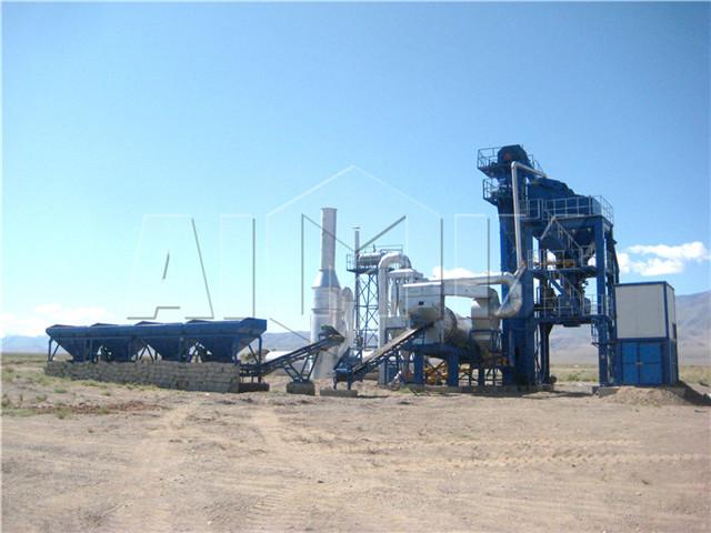 China plant mix asphalt